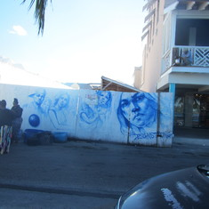Graffiti in Nassau