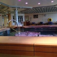 Hydro Pool on Arcadia