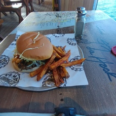 Guy''s Burger Joint on Carnival Conquest