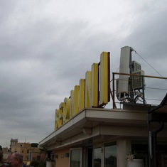 Rome Hotel Rooftop