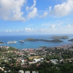 Charlotte Amalie, St. Thomas - Views at st Thomas