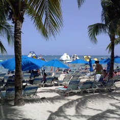 Cozumel, Mexico - Beautiful Paradise Beach, Cozumel