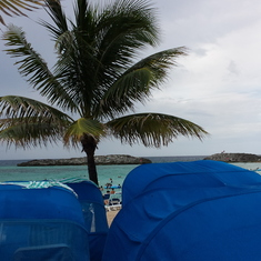 Great Stirrup Cay (Cruiseline Private Island), Bahamas - No picture can do justice