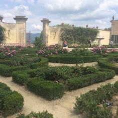 Giardino di Boboli--Florence, Italy
