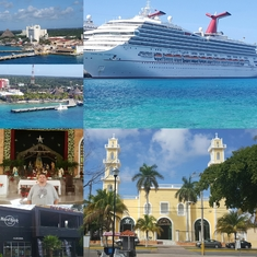 Excursion in colzumel