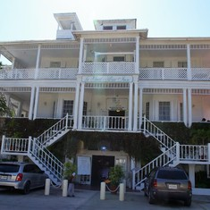 Belize City, Belize - The Great House (Belize)