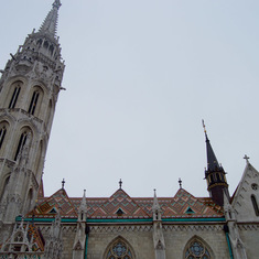 Budapest - Matthias Cathedral