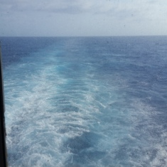 View from Stateroom!