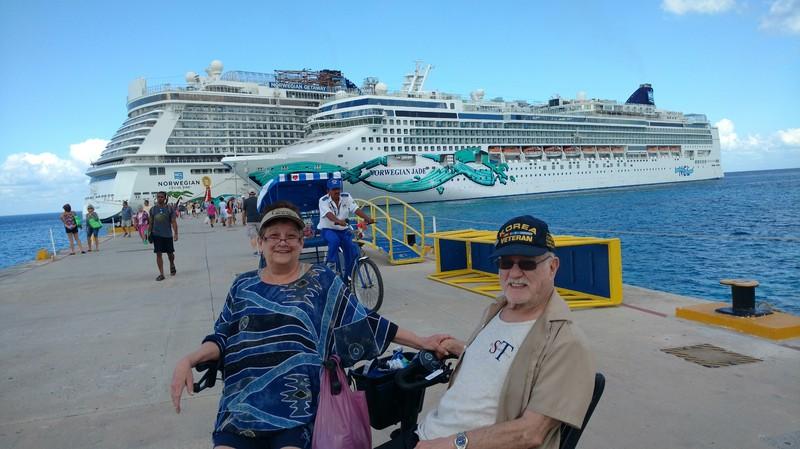 Cozumel Mexico Cruise Port Cruiseline Com