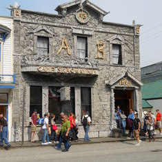 Visitor Center Skagway