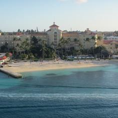 Nassau, Bahamas - British Colonial Hilton Hotel