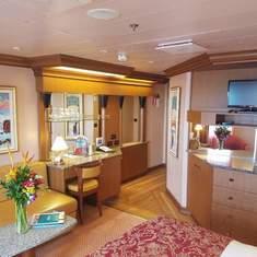 carnival splendor balcony room reviews Suite 7230 On Carnival Splendor Category U3