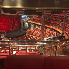 Ivanhoe Theater on Carnival Valor