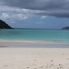 Trunk Bay Beach, St. John