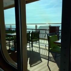 La Cucina on the Waterfront on Norwegian Getaway