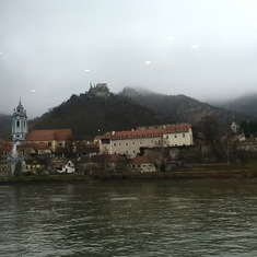 Scenic Cruising on the Danube