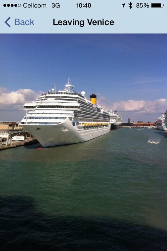 זאת האוניה - MSC Preziosa