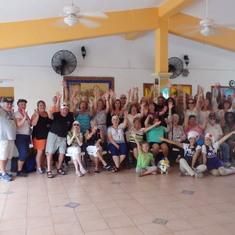 Salsa, Salsa & Margarita's in Cozumel