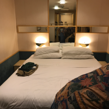 Interior Stateroom on Grandeur of the Seas