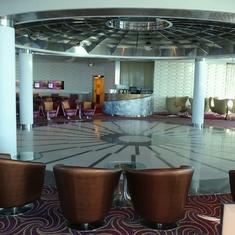 Sky Observation Lounge on Celebrity Equinox