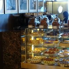 Cafe al Bacio and Gelateria on Celebrity Equinox