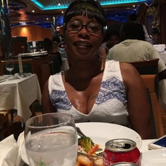 Atlantic Dining Room on Carnival Victory