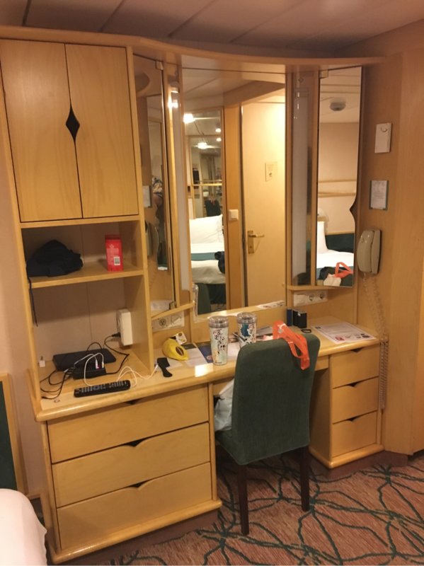 Large Interior Stateroom Cabin Category Sk Grandeur Of