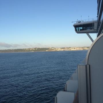 Premium Balcony Stateroom on Caribbean Princess