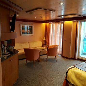 Suite on Costa Mediterranea