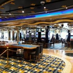 Casino on Costa Mediterranea
