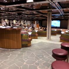 Giardino Isolabella Lounge on Costa Mediterranea