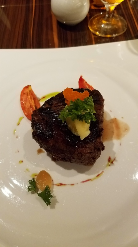 steakhouse - Carnival Sunshine