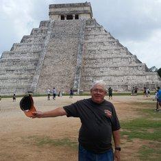 Mayan ruins tour