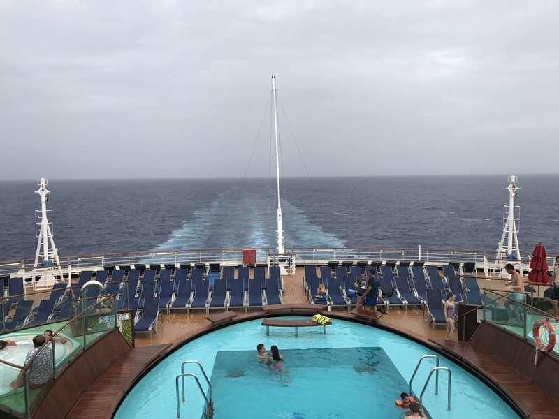 Photo Of Carnival Breeze Cruise On May 28, 2017