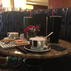 Cafe al Bacio and Gelateria on Celebrity Eclipse