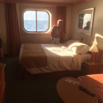 Classic Oceanview Stateroom on Costa Magica