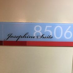 Cabin 8506 - Josephine Suite