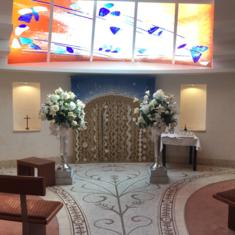 Skylight Chapel on Navigator of the Seas