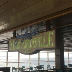Uptown Bar & Grille on Norwegian Breakaway