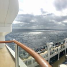 Sun Deck on Norwegian Breakaway