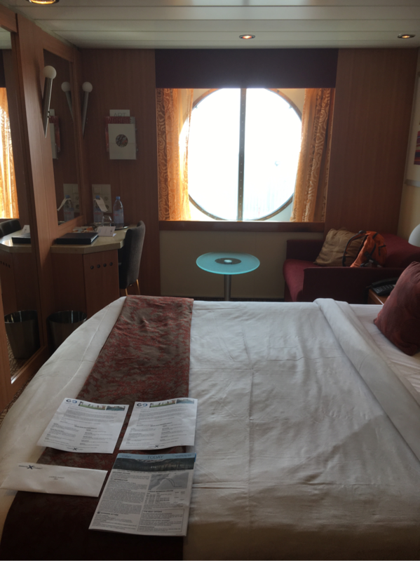 Oceanview Stateroom Cabin Category S6 Celebrity Summit
