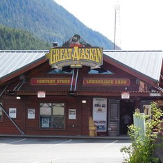 LumberJack Show Place