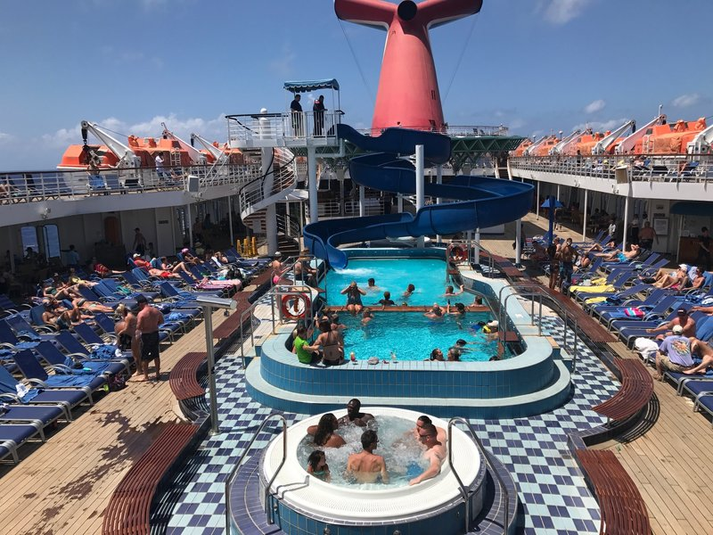 Carnival Paradise Cruises From Tampa Florida On 03 26