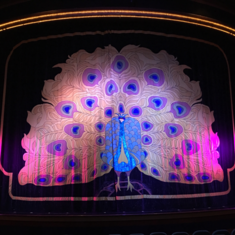Theater on Norwegian Pearl