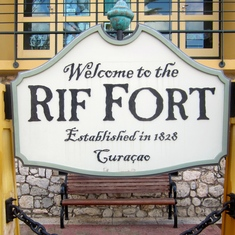 Willemstad, Curacao - Rif Fort