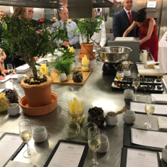 Chef''s Table on Carnival Vista