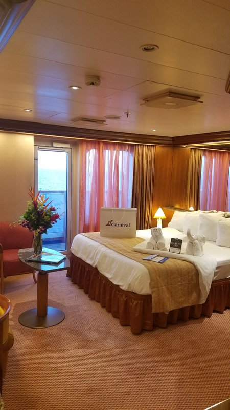 Suite 7271 On Carnival Conquest Category U3