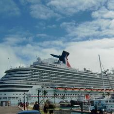 Nassau, Bahamas - Carnival Dream