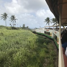 Complete Trip Around Island By Train & Buss