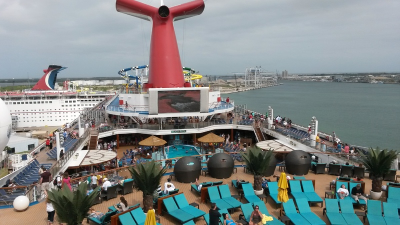 Photo Of Carnival Sunshine Cruise On Apr 17, 2014